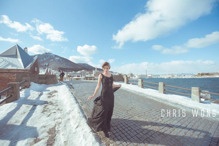 北海道婚紗(Hokkaido)/ 海外婚紗