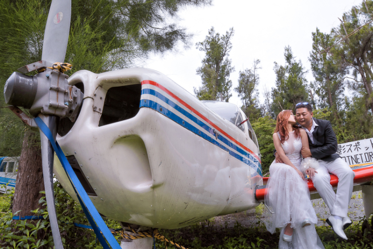 沖繩婚紗(Okinawa ) 海外婚紗